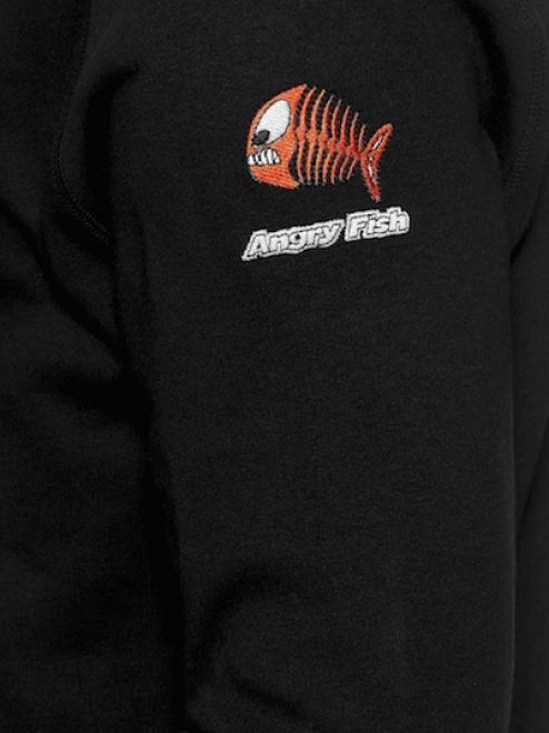 Angry Fish New Classic Zip