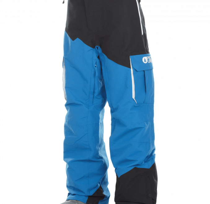 Picture Styler Pant Blue