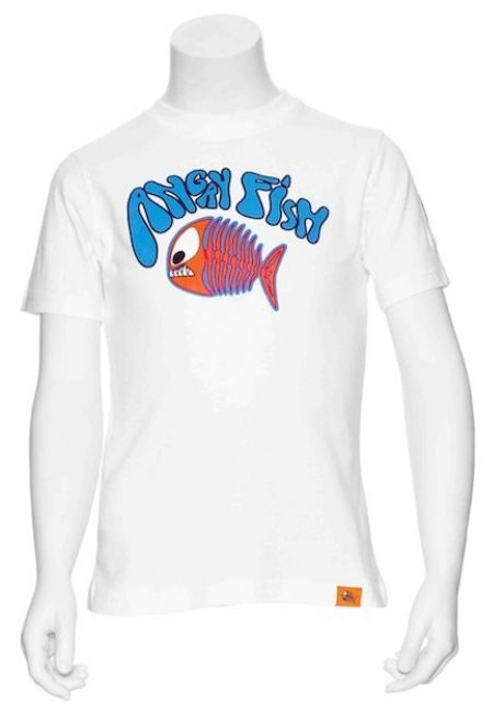 Angry Fish Chaser Tee