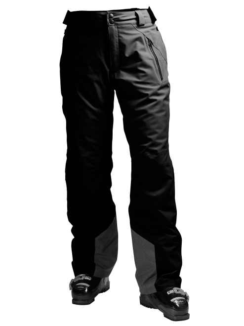 Helly Hansen FORCE STRETCH INSULATED SKI PANT BLACK