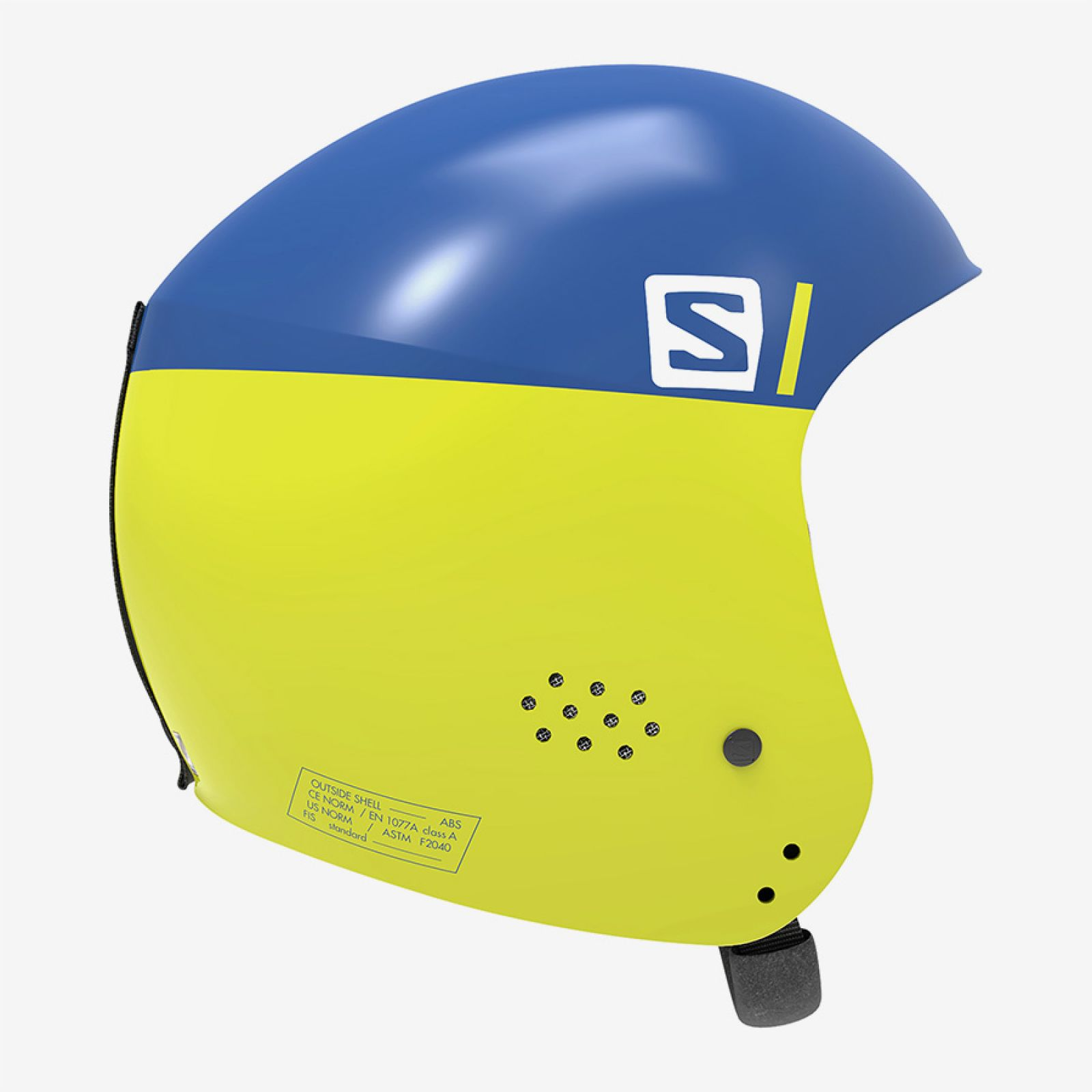 S RACE FIS INJECTED JR YELLOW BLUE