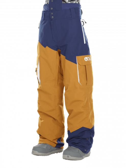 Picture Styler Pant Camel
