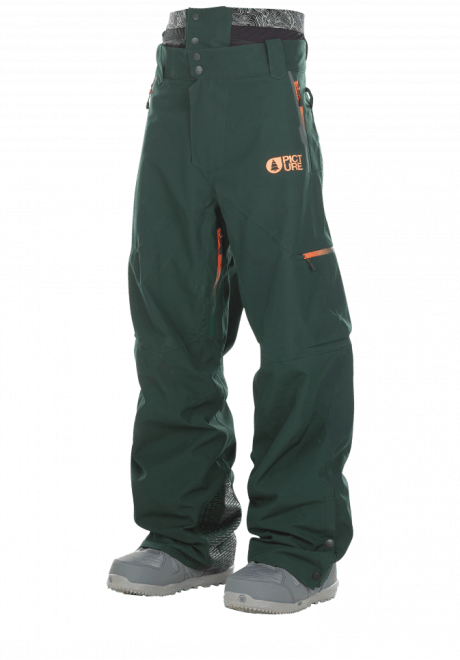Picture Track Pant Green