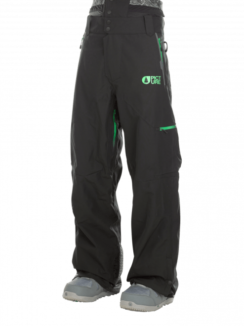 Picture Track Pant Black